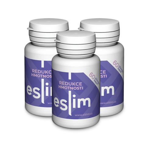 eSlim® 3 balení