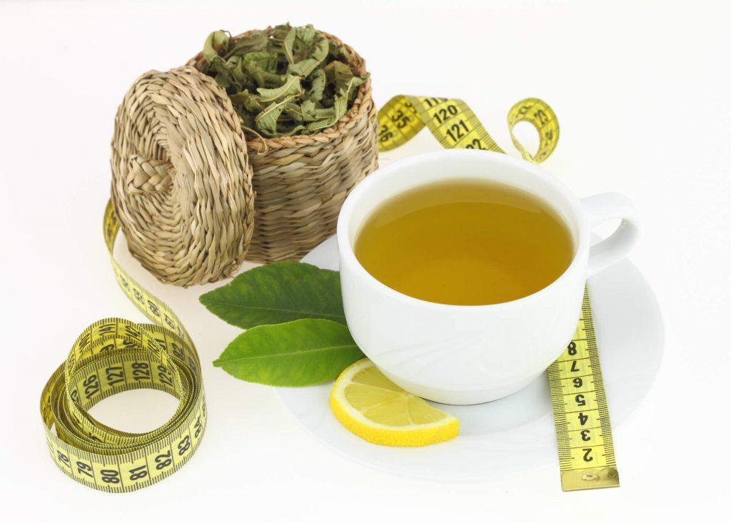 hubnutí a čaje