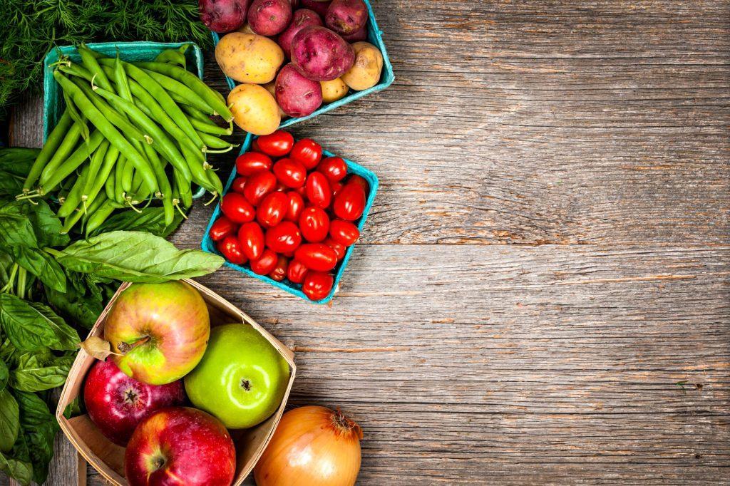 vhodná zelenina na hubnutí
